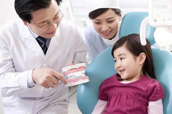 Sâu răng cũng là nguyên nhân trẻ biếng ăn
