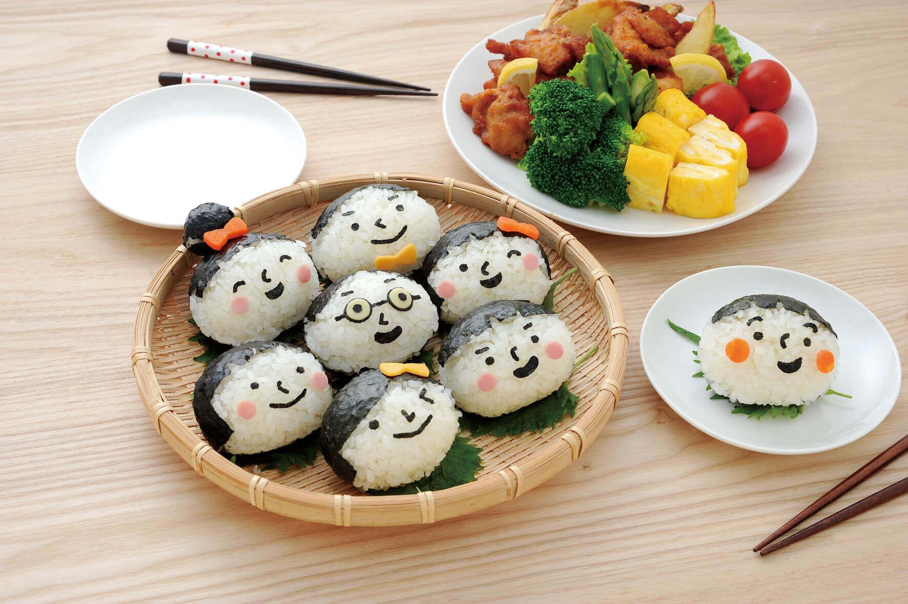 Những món ăn sinh động, bắt mắt sẽ kích thích trẻ ăn ngon miệng hơn