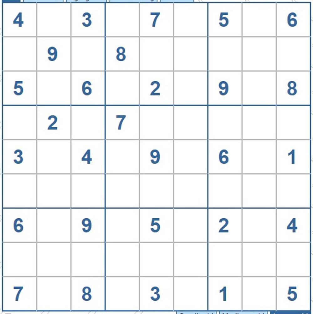 Thai giáo trí tuệ với trò chơi Sudoku (Nguồn photo-1-baomoi.zadn.vn)