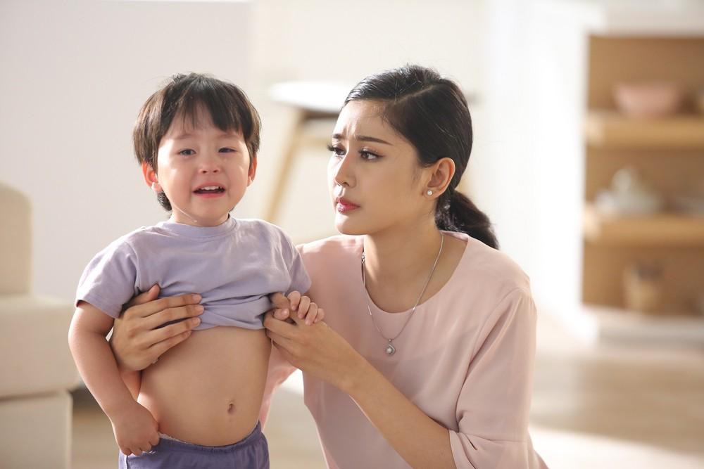 Hệ tiêu hóa tốt giúp con khỏe mạnh, tăng cân đều đặn hơn