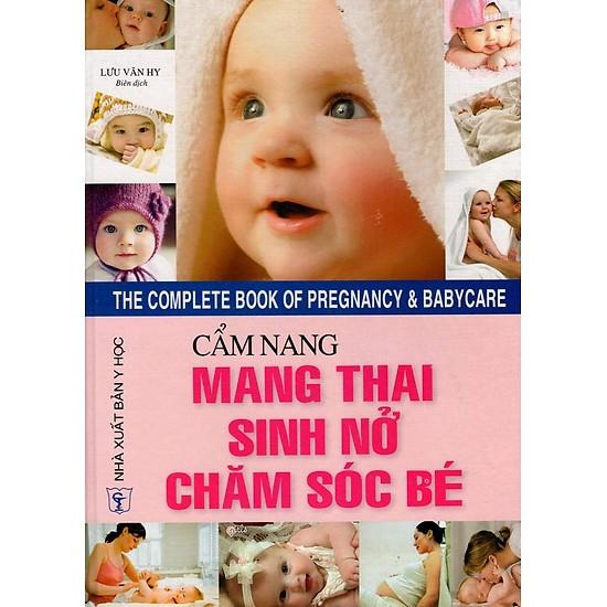 Cẩm Nang Mang Thai - Sinh Nở - Chăm Sóc Bé