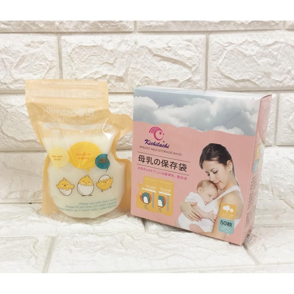 Túi đựng sữa Kichilachi sản xuất tại Hàn Quốc