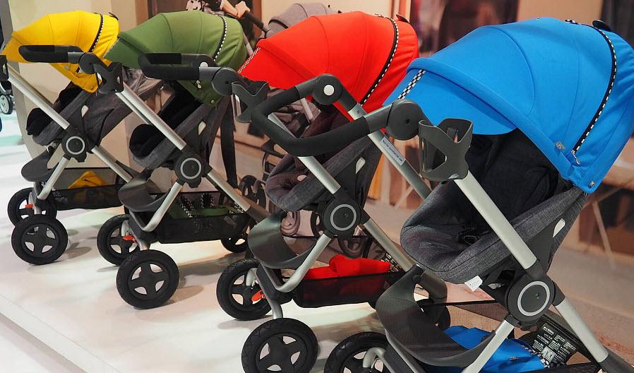 Mỗi loại xe đẩy sẽ được thiết kế phù hợp với độ tuổi và cân nặng của các bé
